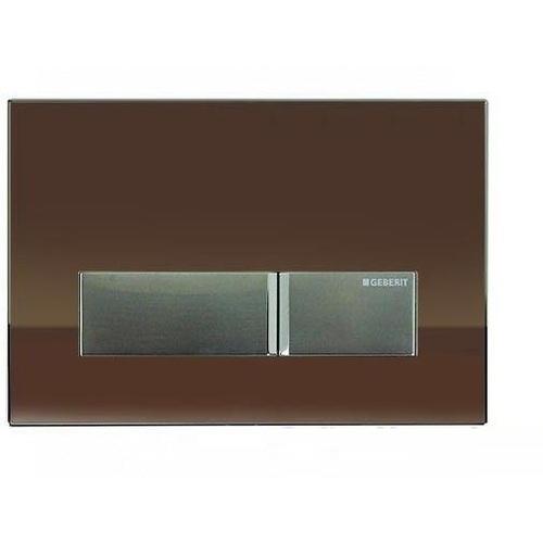 Geberit Sigma40 nyomólap üveg/alumínium- duodresh tartályhoz - Zuhanyfolyókák, wc tartályok ...